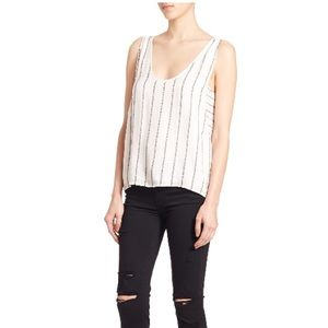 Paige Wilfred Scoop Neck Tank Top